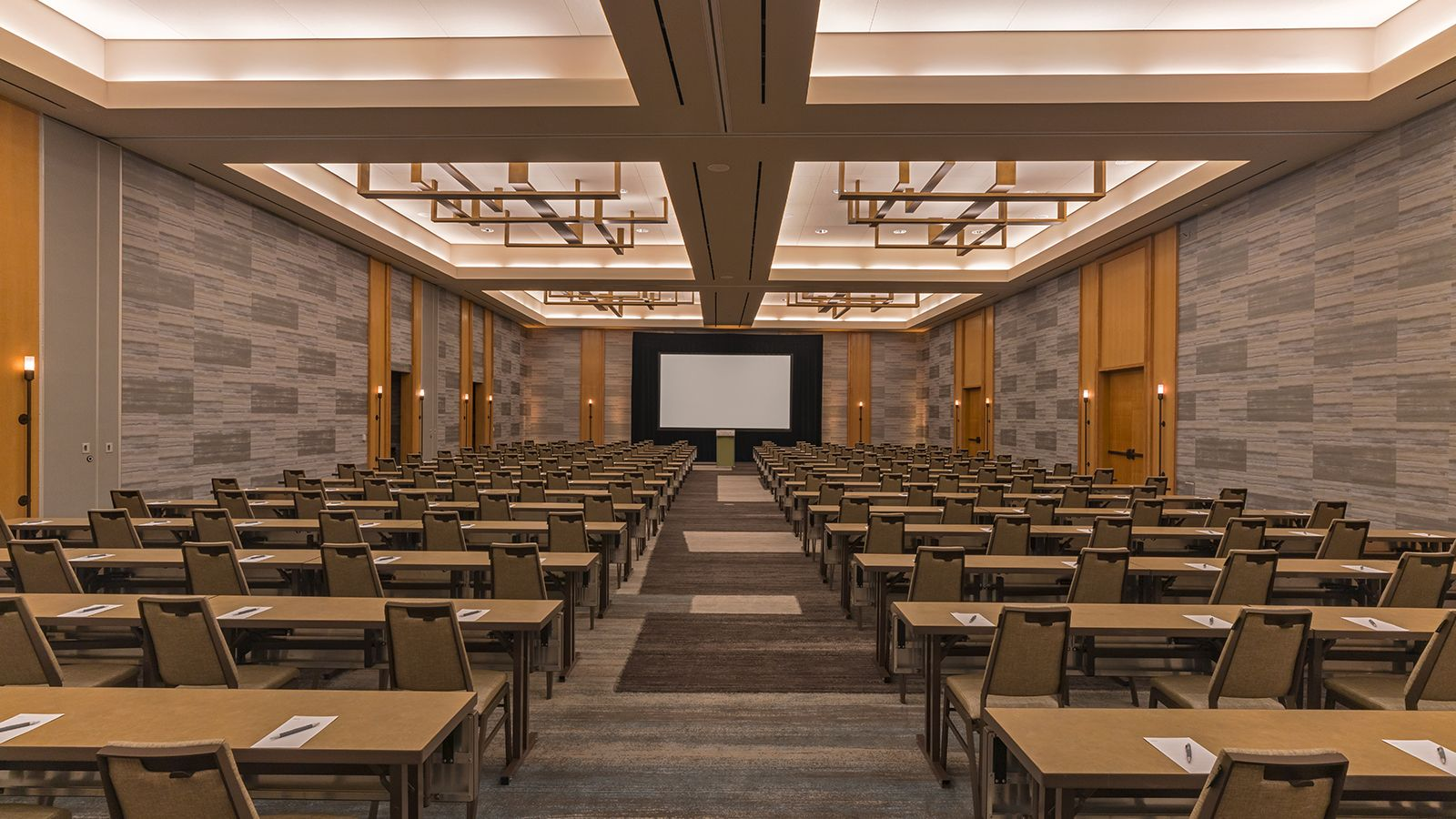 The Woodlands Events - ballroom